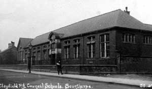 Clayfield Road Schools, Scunthorpe.