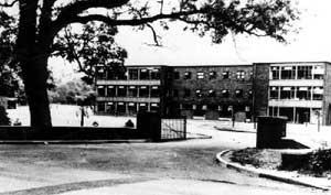 North Axholme secondary modern school.